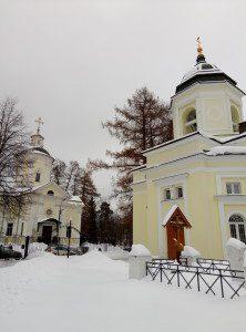 Храмы в день Крещения 9 января 2017