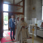 Венчание алтарника