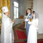 Венчание алтарника Тараса
