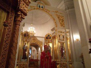 Проповедь о.Паисия в пасхальную ночь